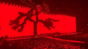 THE JOSHUA TREE TOUR