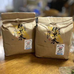滋賀県高島産コシヒカリ、環境こだわり米、伊黒米
